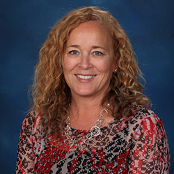 Mrs. Hendries – Principal